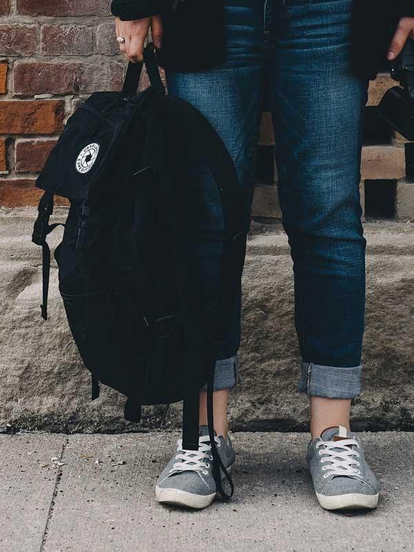 Acerca de mochilas